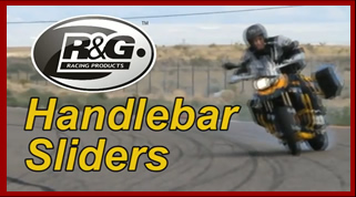 R&G bar end sliders
